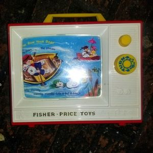 Fisher Price Music Box .(2009)